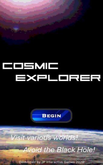 宇宙探险家截图
