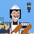 廚房躲貓貓