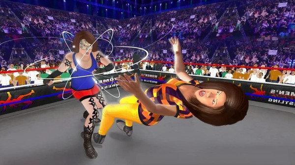 泰国女子运动会截图