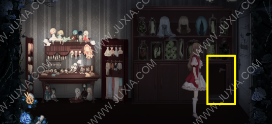 人偶馆绮幻夜攻略神秘的书房攻略 神秘的书房怎么过