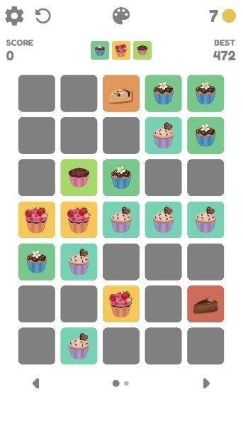 梅金蛋糕截图