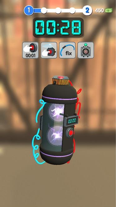 安放炸弹3D截图