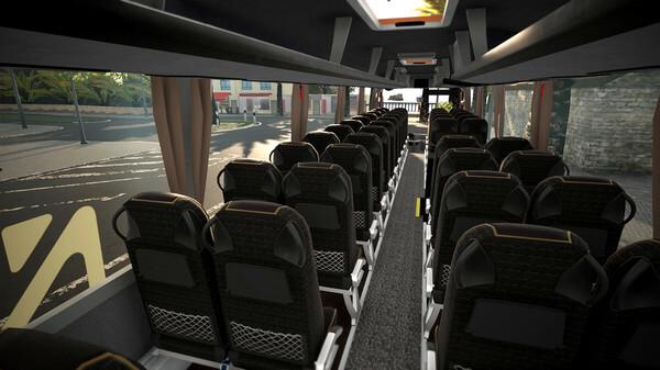 巴士模拟器中国地图截图