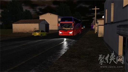 泰国巴士模拟器