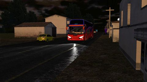 亚洲巴士模拟驾驶截图