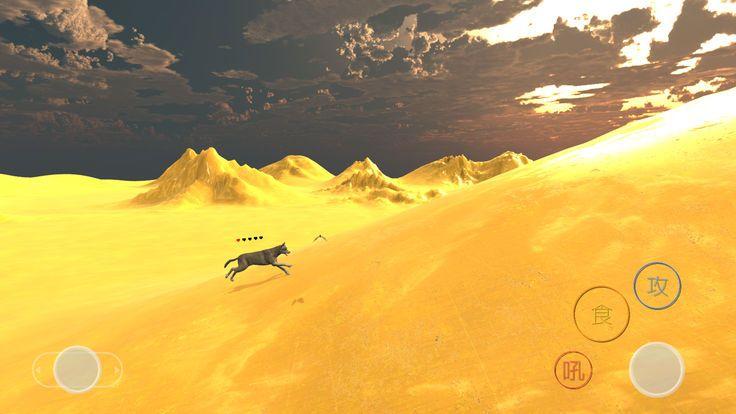 狼的传说截图
