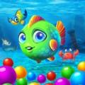 鱼水族馆泡泡世界