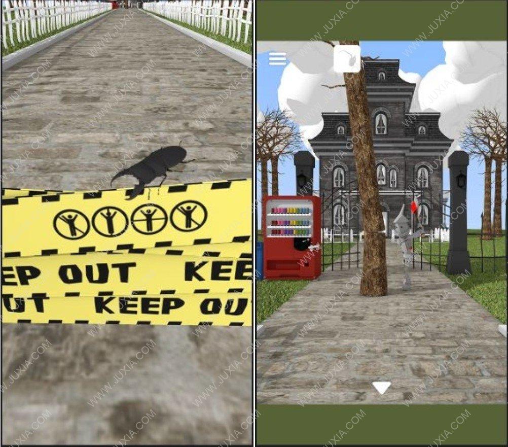 逃脱游戏绿野仙踪攻略第二部分
