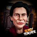 邪恶吓人的学校老师
