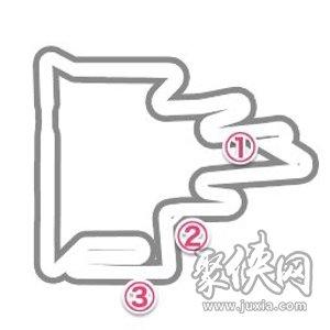 qq飞车龙门新春地图攻略详情介绍