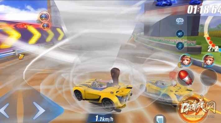 qq飞车道具赛龙卷风使用技巧详解 龙卷风怎么用