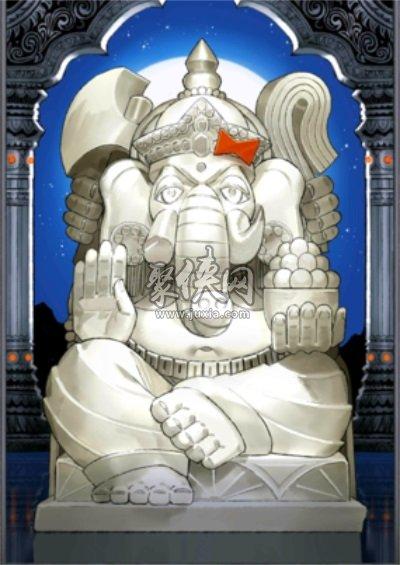 fgo伟大的石像神强度怎么样?来到印度异闻带的吉娜可!