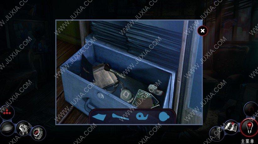 密室逃脱10侦探风云第二章 攻略