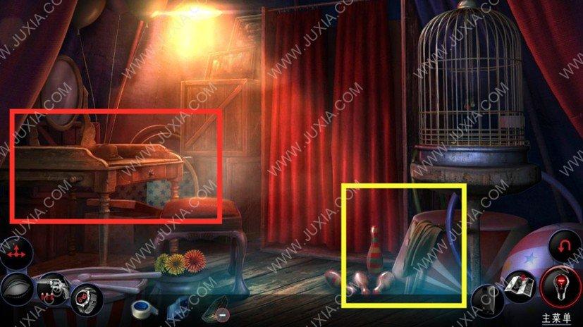密室逃脱10侦探风云第四章攻略 零点时刻攻略