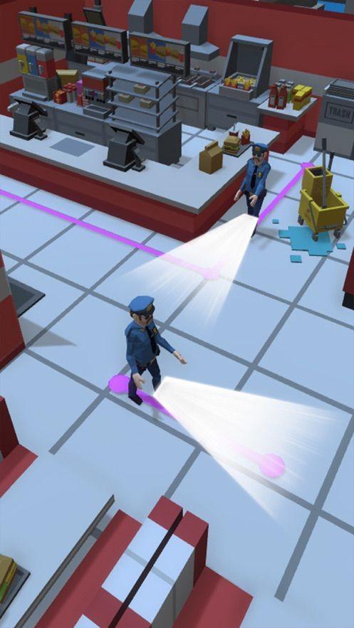 商店抢劫者3D截图