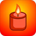 放松音乐蜡烛