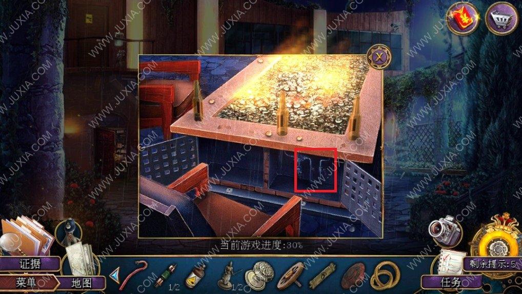 密室逃脱22海上惊魂攻略 第七部分7