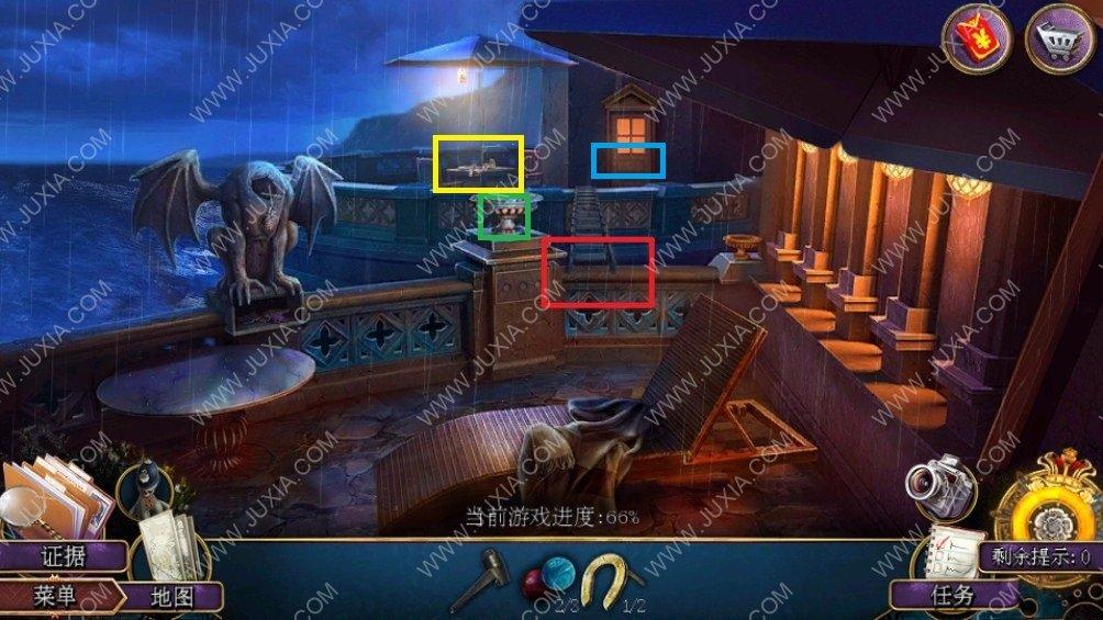 密室逃脱22海上惊魂攻略 第十四部分14