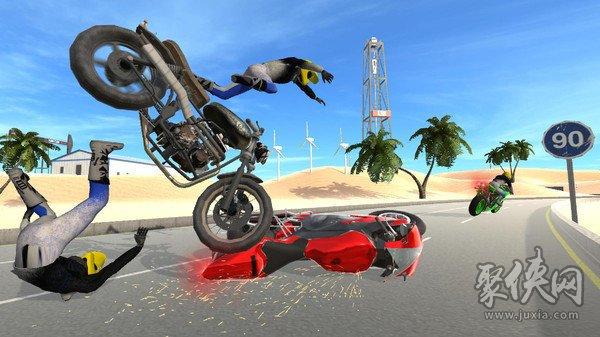 公路摩托3D