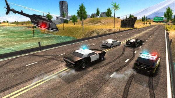 城市警车司机截图