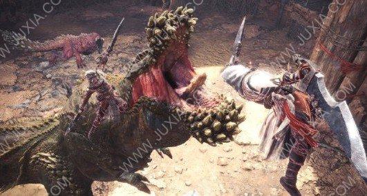 PS4怪物猎人世界冰原新任务来袭 刺客衣装可强化