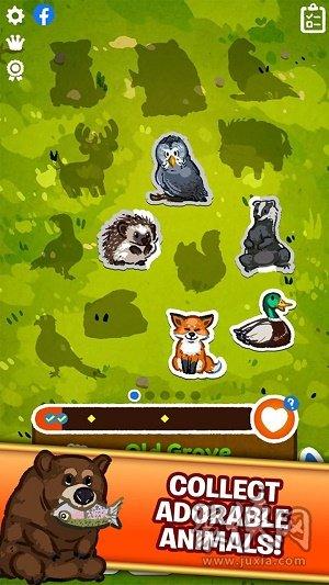 口袋森林:动物营地