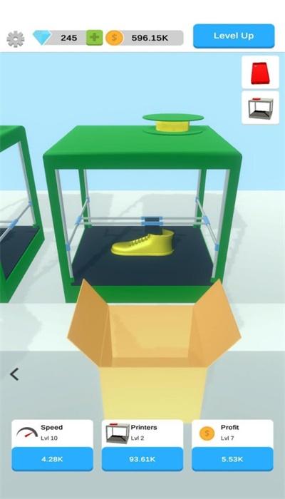 3D打印机截图