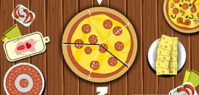 美味比萨块截图