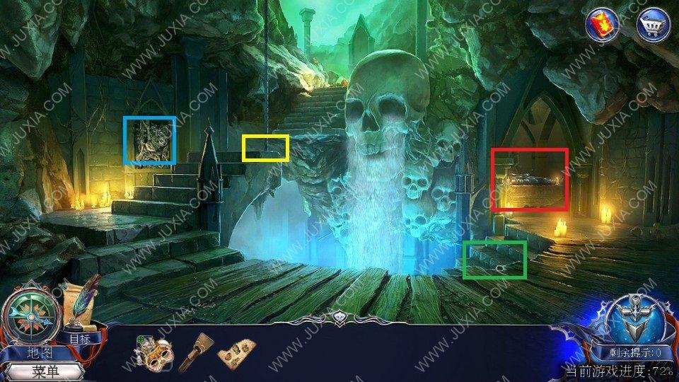 密室逃脱13秘密任务攻略 密室逃脱13墓园