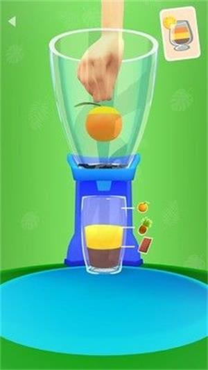 榨汁机模拟器截图