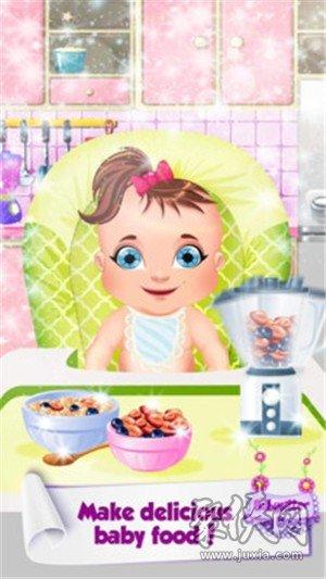 婴儿保姆护理