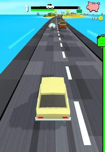极速飙车截图