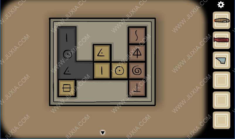 锈湖逃离方块悖论第二章 第一部分攻略