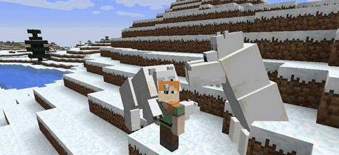 《我的世界》北极熊攻略 怎么吸引北极熊