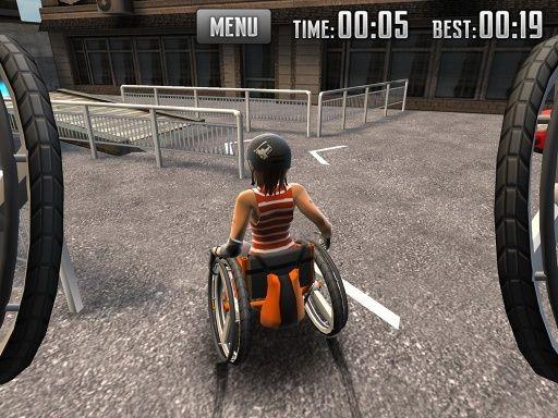 极限轮椅截图