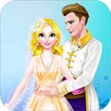 公主王子婚礼爱情物语