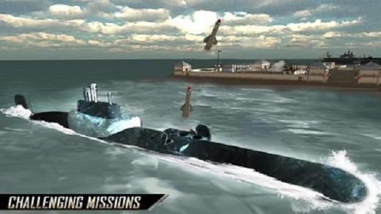 战舰指令官截图