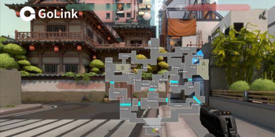 Valorant如何玩转全部游戏地图?Golink加速器为您献上攻略宝典