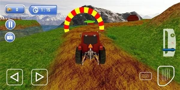 救援拖拉机模拟器截图