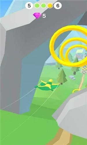 低空跳伞3D截图