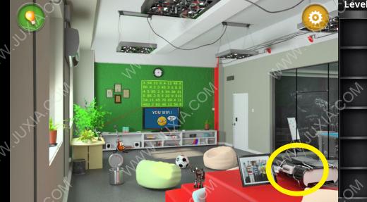 密室逃脱攻略escapequest第八关攻略 电视机谜题怎么过