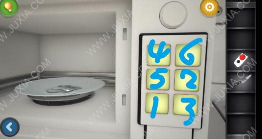 密室逃脱攻略escapequest第十关攻略 厨房谜题怎么过