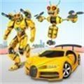 Bee Robot Transform 2020