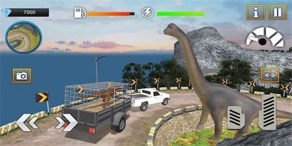Jurassic Drive截图