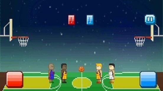 有趣的篮球截图
