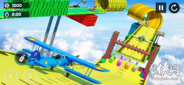 飞机竞速3D仿真器