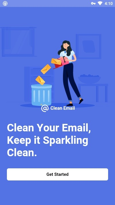 CleanEmail截图