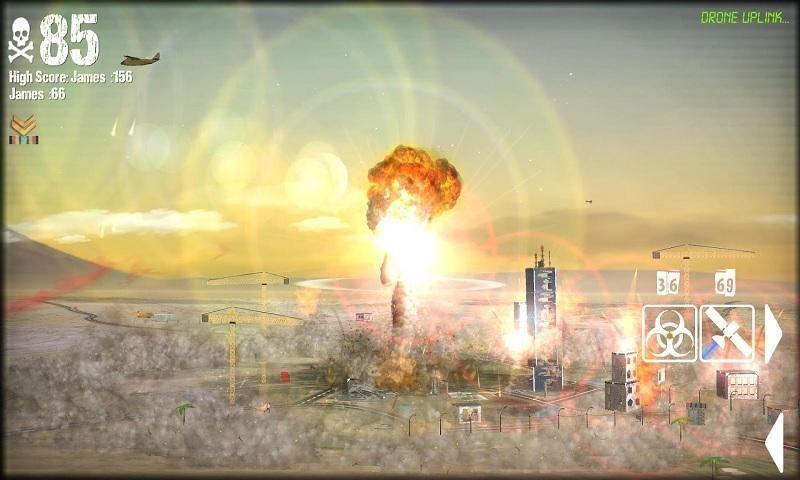核弹爆炸模拟器截图