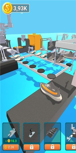 运动鞋制作工厂截图