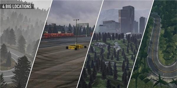 赛车与漂移模拟截图